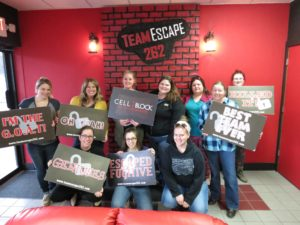 Little Folks Daycare Leadership Workshop at TeamEscape 262