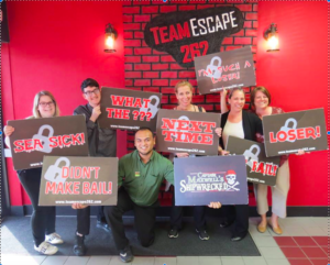 Home2 Suites by Hilton Plays Shipwrecked at Team Escape 262