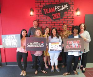 DentaQuest promotes team building at Team Escape 262