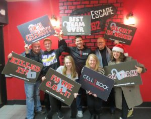 Christmas Crisis Escape Room just $89 per room in January